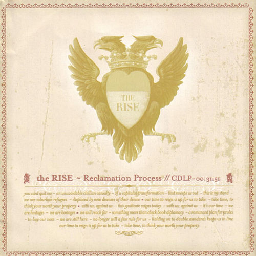 Reclamation Process by Rise