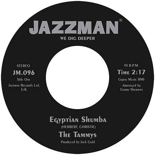 Egyptian Shumba by The Tammys