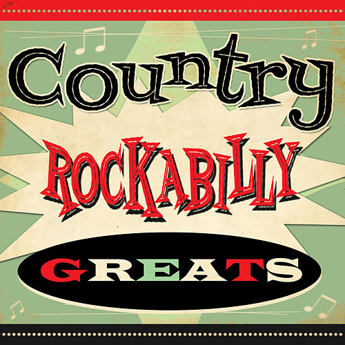Country Rockabilly Greats by Various Artists