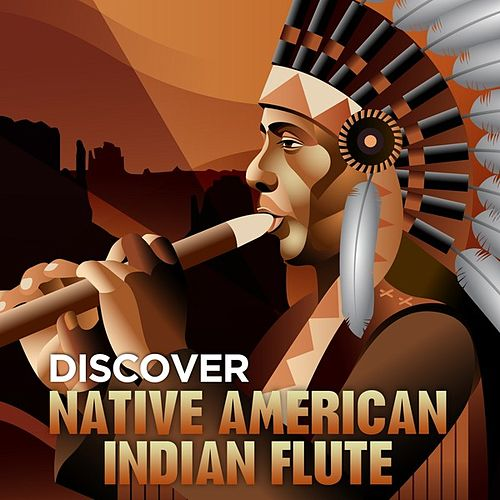 Discover - Native American Indian Flute van Various Artists