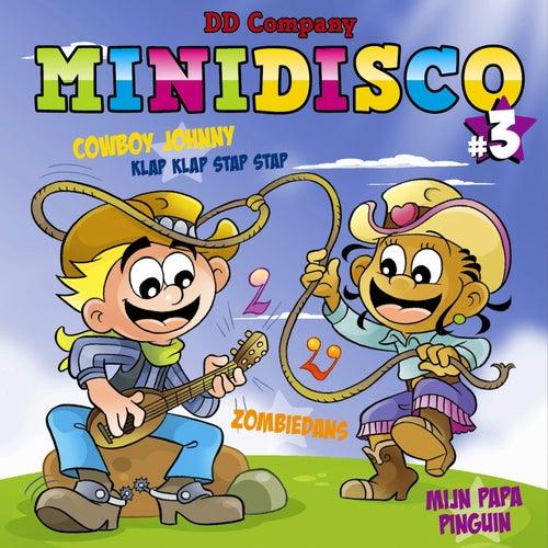 Minidisco 3 van DD Company
