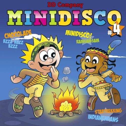 Minidisco 4 van DD Company