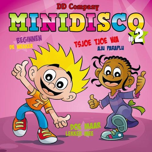 Minidisco 2 van DD Company