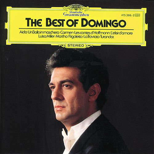 The Best Of Domingo de Placido Domingo