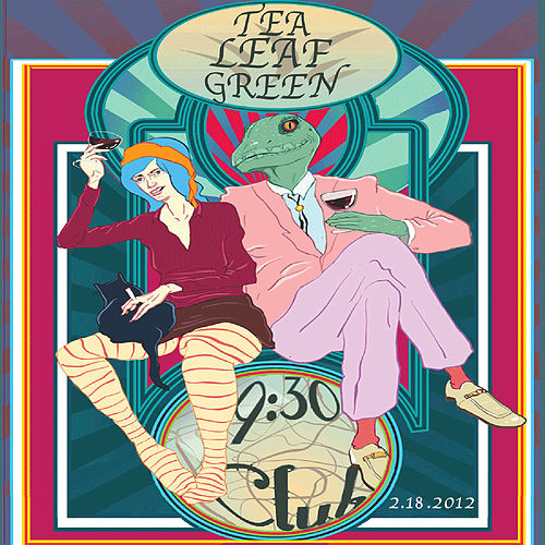 Live in DC by Tea Leaf Green