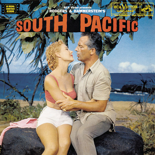South Pacific (Original Soundtrack Recording) by Richard Rodgers and Oscar Hammerstein