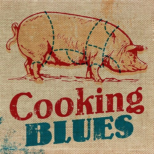 Cooking Blues de Various Artists