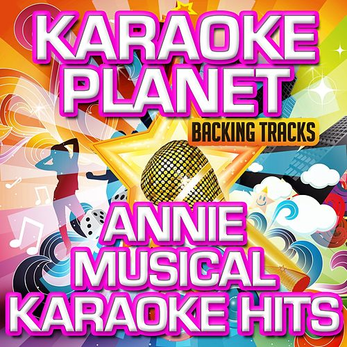 Karaoke Christmas Musical.A New Deal For Christmas From The Musical Annie Karaoke