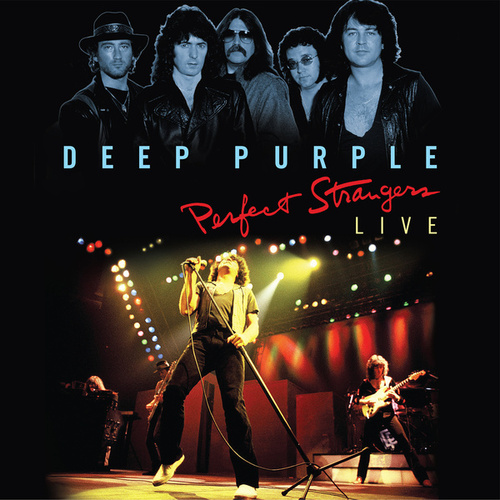 Perfect Strangers Live de Deep Purple