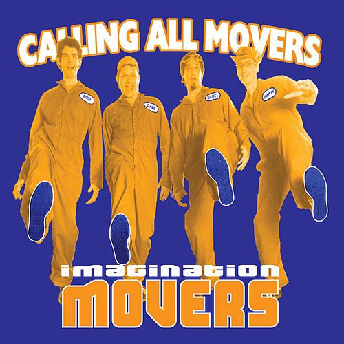 Calling All Movers de Imagination Movers