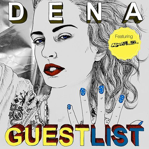 Guestlist - Single de Dena