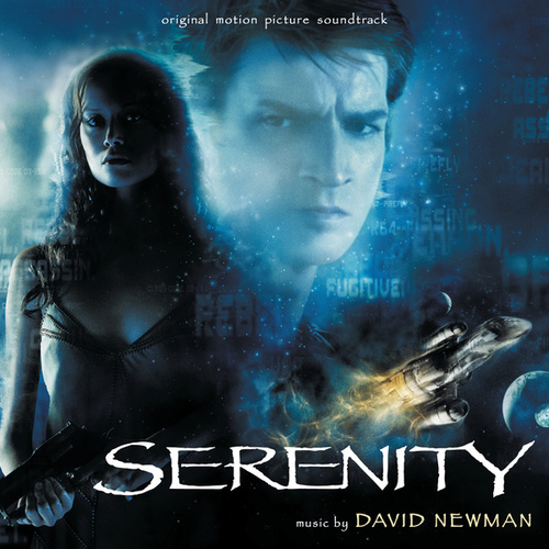 Serenity (Original Motion Picture Soundtrack) de David Newman