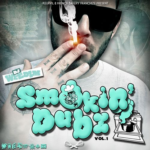 Smokin Dubz, Vol. 1 de Dj Weedim