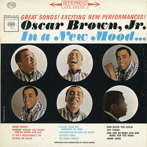 In a New Mood de Oscar Brown