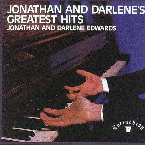 Jonathan and Darlene's Greatest Hits by Jonathan & Darlene Edwards