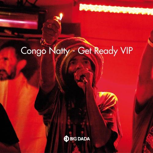 Get Ready VIP van Congo Natty