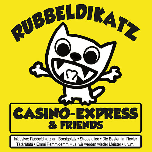 Rubbeldikatz von Casino-Express