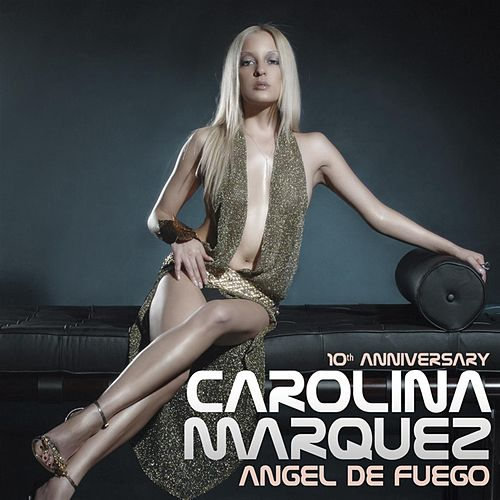 Angel de Fuego (10th Anniversary) von Carolina Marquez