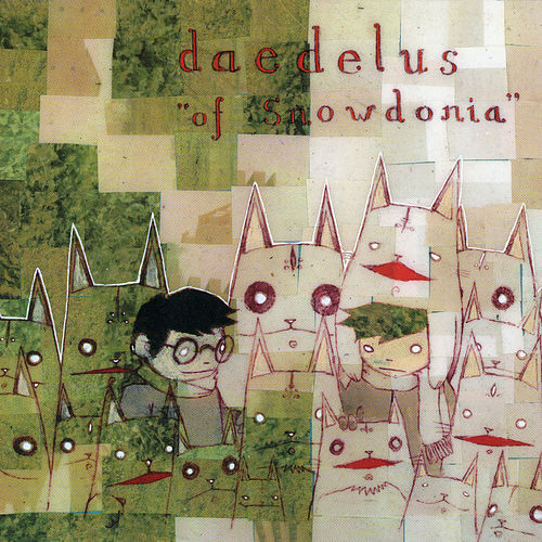 Of Snowdonia by Daedelus