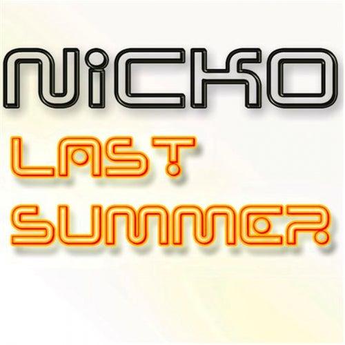 Last Summer de Nicko (Νίκος Γκάνος)