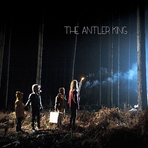 Gold Red Circles (Single) by The Antler King