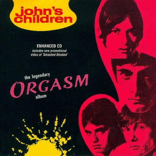 The Legendary Orgasm Album by John's Children