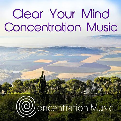 Clear Your Mind Concentration Music - Focus and Improve Results by RelaxingRecords