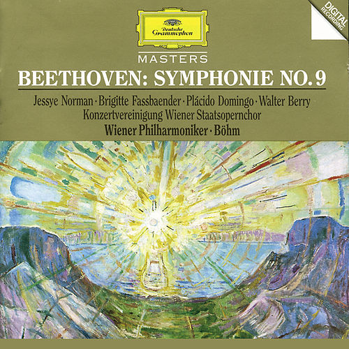Beethoven: Symphony No.9 'Choral' von Jessye Norman