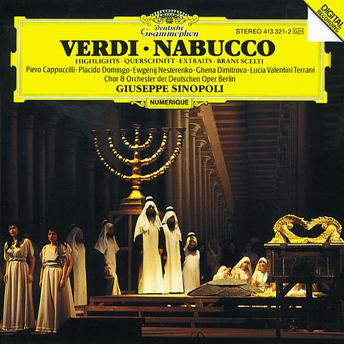 Verdi: Nabucco - Highlights by Piero Cappuccilli