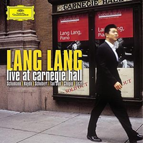 Lang Lang - Live at Carnegie Hall de Various Artists