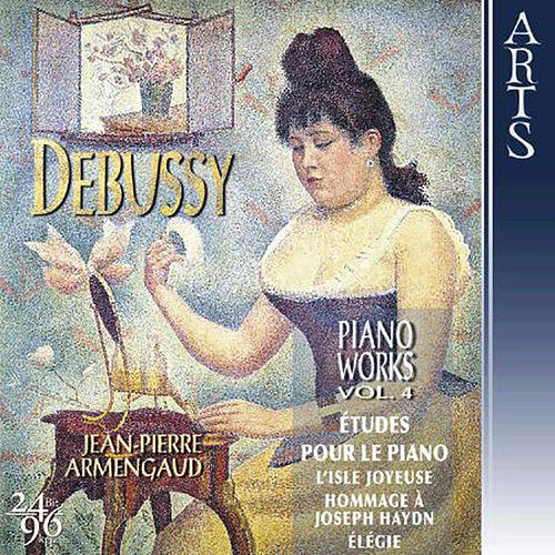 Debussy: Complete Piano Works - Vol. 4 von Jean-Pierre Armengaud