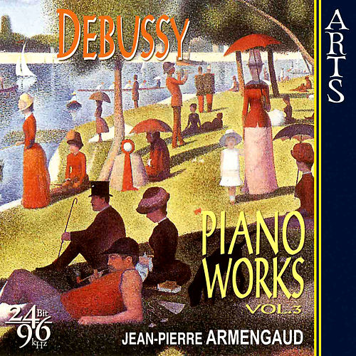 Debussy: Complete Piano Works - Vol. 3 von Jean-Pierre Armengaud
