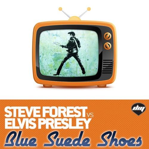 Blue Suede Shoes von Steve Forest