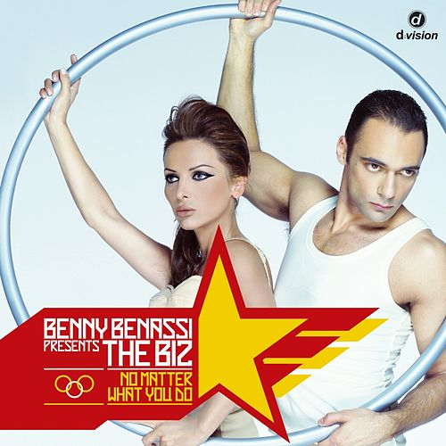 No Matter What You Do - Single de Benny Benassi