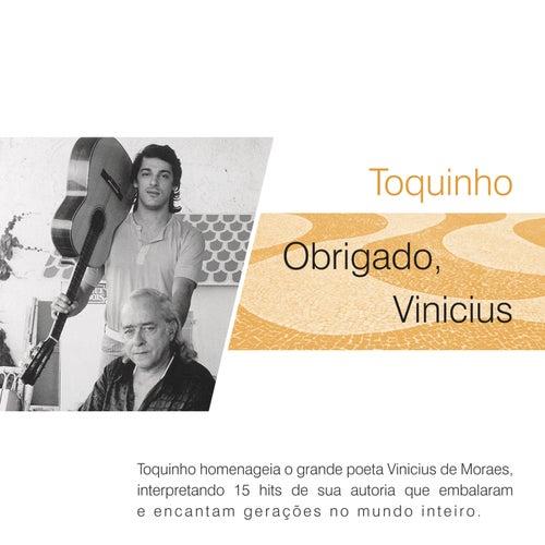 Obrigado, Vinicius de Toquinho