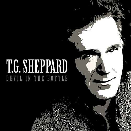 Devil in the Bottle de T.G. Sheppard