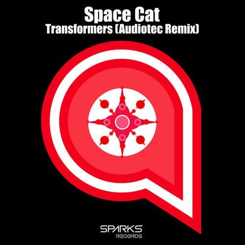 Transformers de Space Cat