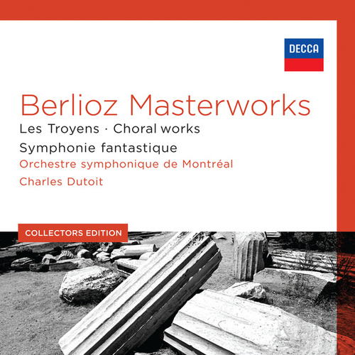 Berlioz Masterworks von Orchestre Symphonique de Montréal