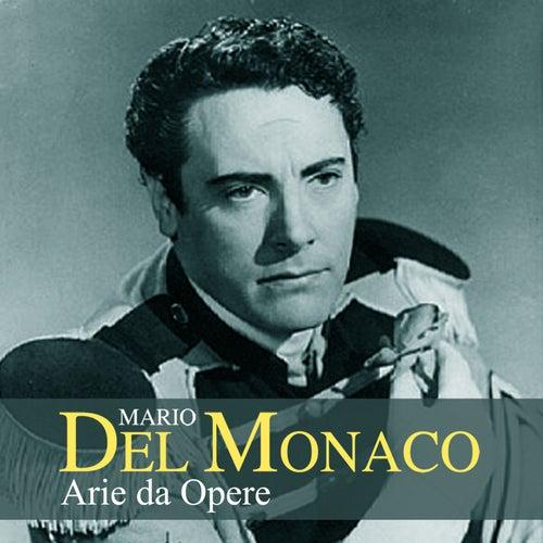 Mario Del Monaco: Arie da opere de Mario del Monaco