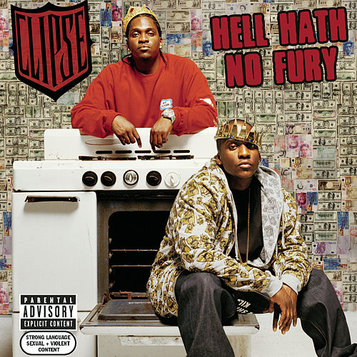 Hell Hath No Fury de Clipse