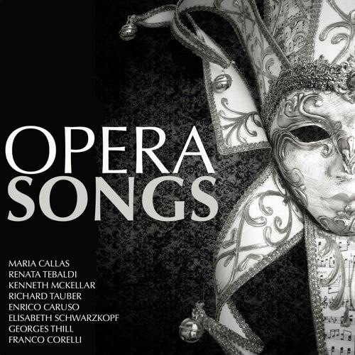 Opera Songs de Various Artists
