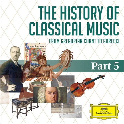 The History Of Classical Music - Part 5 - From Sibelius To Górecki de Various Artists