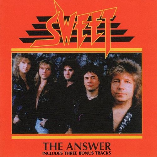 The Answer by Sweet
