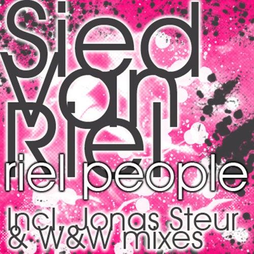 Riel People Know by Sied van Riel
