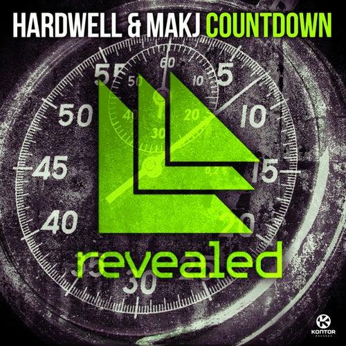 Countdown von Hardwell