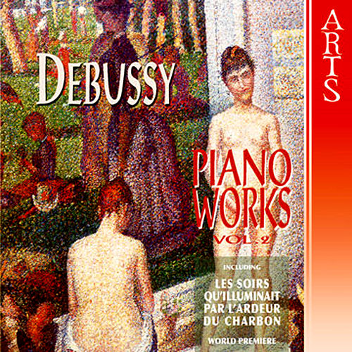 Debussy: Complete Piano Works - Vol. 2 von Jean-Pierre Armengaud