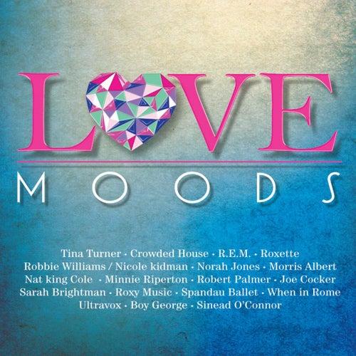 Love Moods de Various Artists