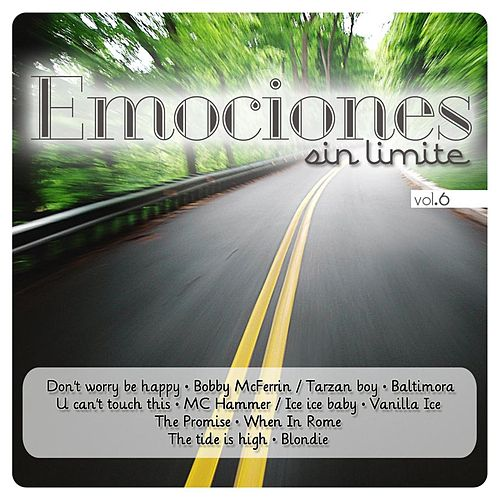 Emociones Sin Límite Volumen 6 de Various Artists