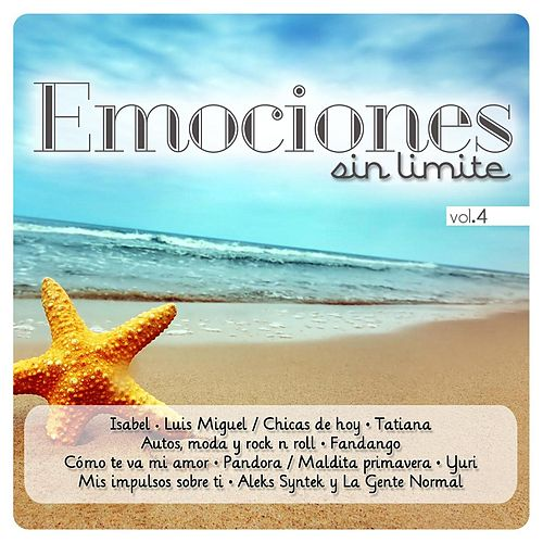 Emociones Sin Límite Volumen 4 de Various Artists