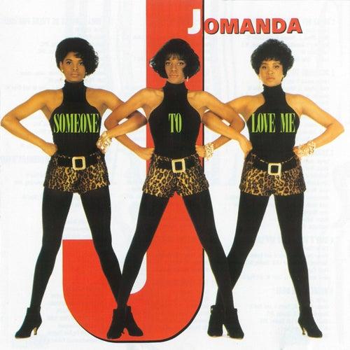 Someone to Love Me de Jomanda